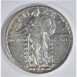 1929-S STANDING LIBERTY QTR