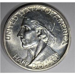 1937-D BOONE COMMEMORATIVE HALF DOLLAR