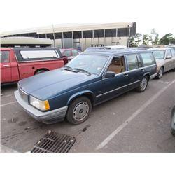 1990 Volvo 740GLE