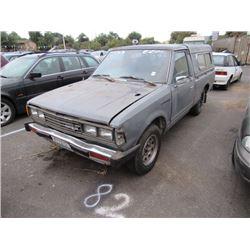 1981 Datsun 720 Pickup