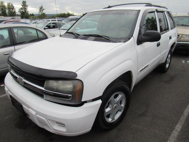 2002 Chevrolet Trailblazer Speeds Auto Auctions