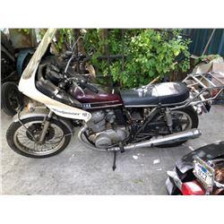 1974 Yamaha Motorcycle
