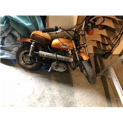 Indian Mini 50cc motorcycle