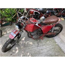 1969 Bultaco Dirt Bike
