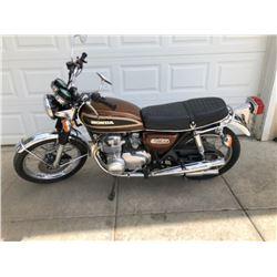 1976 Honda 550-4 Motorcycle