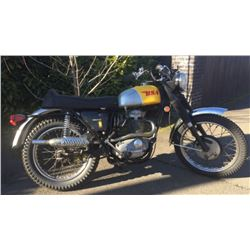 1969 BSA 441 Victor Special