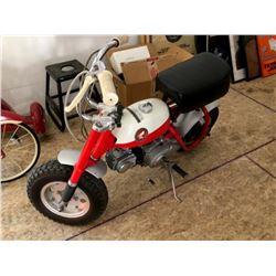 1968 Honda Z50 First year for the 50cc