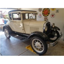 1929 Ford Model A Coupe Special
