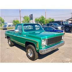1977 Chevrolet 4x4 pickup