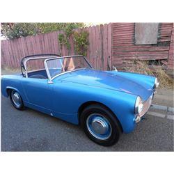 1962 Austin-Healey Sprite MK II convertible