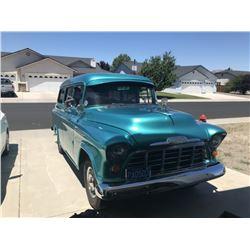 1956 Chevrolet Suburban Suburban 3100