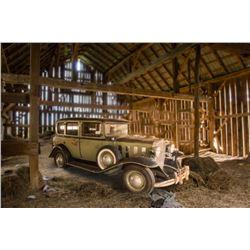 1932 Chevrolet Series BA Confederate BARN FIND