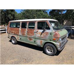1971 Ford Van