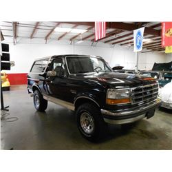1992 Ford Bronco 4X4