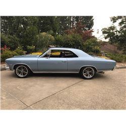 1966 Chevrolet Chevelle SS Resto-Mod