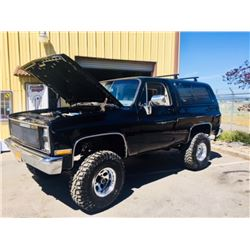 1987 GMC Jimmy 4x4