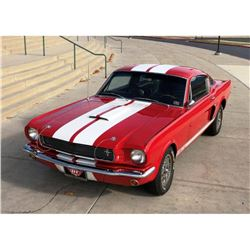 1966 Ford Mustang GT 350 Tribute---Time Lot Selling Friday 3:00