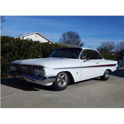 1961 Chevrolet Impala SS 409---Time Lot Selling Friday 3:30