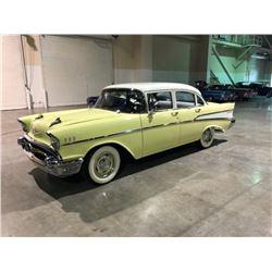 1957 Chevrolet 4 door 210