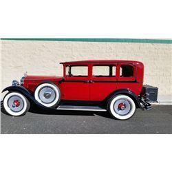 1930 Packard 726 Sedan