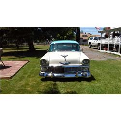 1956 Chevrolet Wagon Custom