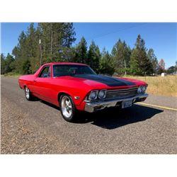 1968 Chevrolet El Camino Custom