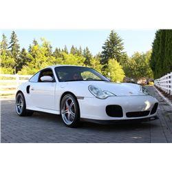2002 Porsche 3.6 Turbo COUPE