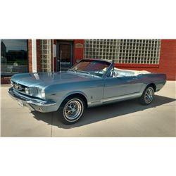 1965 Mustang GT Convertible A code
