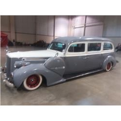 1940 Packard Henney Ambulance