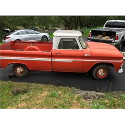 1965 Chevrolet Truck-True Barn Find-5 Original miles-Documented
