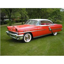 1955 Mercury Montclair 2 Door Hardtop