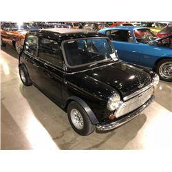 1965 Austin Mini-S 2 door