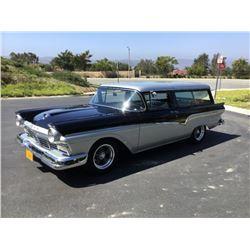 1957 Ford Del Rio Restomod