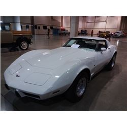 1977 Chevrolet Corvette Coupe T-Tops
