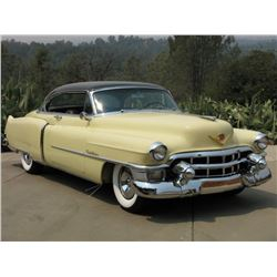 1953 Cadillac Coupe DeVille Anniversary Addition