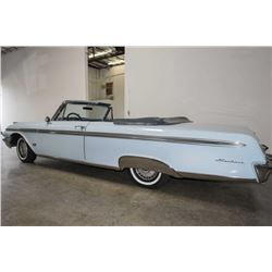 1962 Galaxie Convertible
