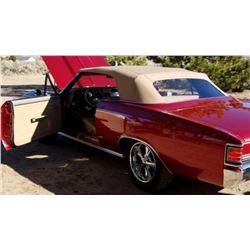 1967 Chevrolet Chevelle Restomod