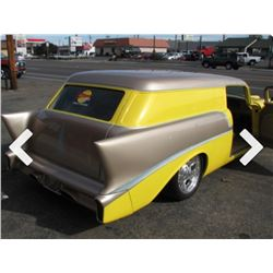 1957 Chevrolet Custom / Sedan Delivery