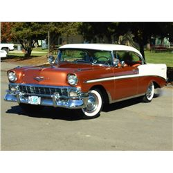 1956 Chevy Bel Air 2 Door