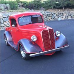 1937 Ford Custom Truck