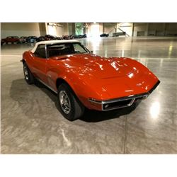1969 Chevrolet Corvette-----HAN Charity Car