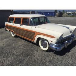 1956 Ford Country Squire Station Wagon-----HAN Charity Car