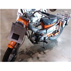 1973 Honda Trail 90 Motorcycle