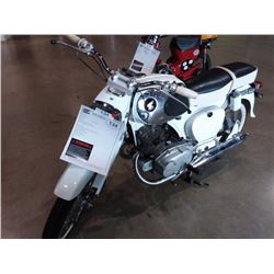 1965 Honda CA 77 305 Dream Motorcycle