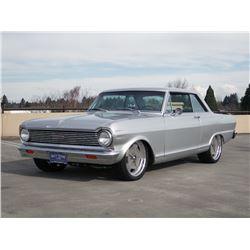 1963 Chevrolet Custom NOVA 2-dr hardtop