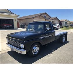 1965 Ford Custom Flatbed Truck