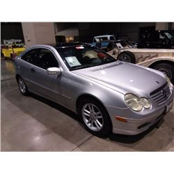 2002 Mercedes Benz 230 Coupe