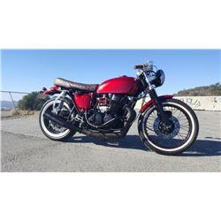 1974 Honda CB750K4 CUSTOM CAFE RACER