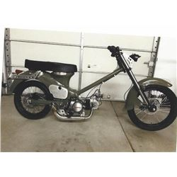 2016 Apalo Honda Motorcycle