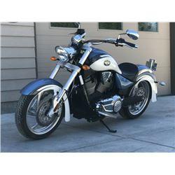 2009 Victory Custom Motorcycle